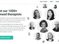 メンタルヘルスの遠隔医療アプリ「Talkspace」、Softbankらから3100万ドル調達