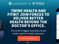 Fitbit、慢性疾患患者向けケアプラットフォームのTwine Healthを買収