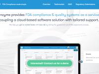 YC出身、企業のFDA承認を支援するクラウドサービスの「Enzyme」