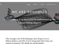 ゲノムデータによる創薬支援のGenomics plc、シリーズBで800万ポンド調達
