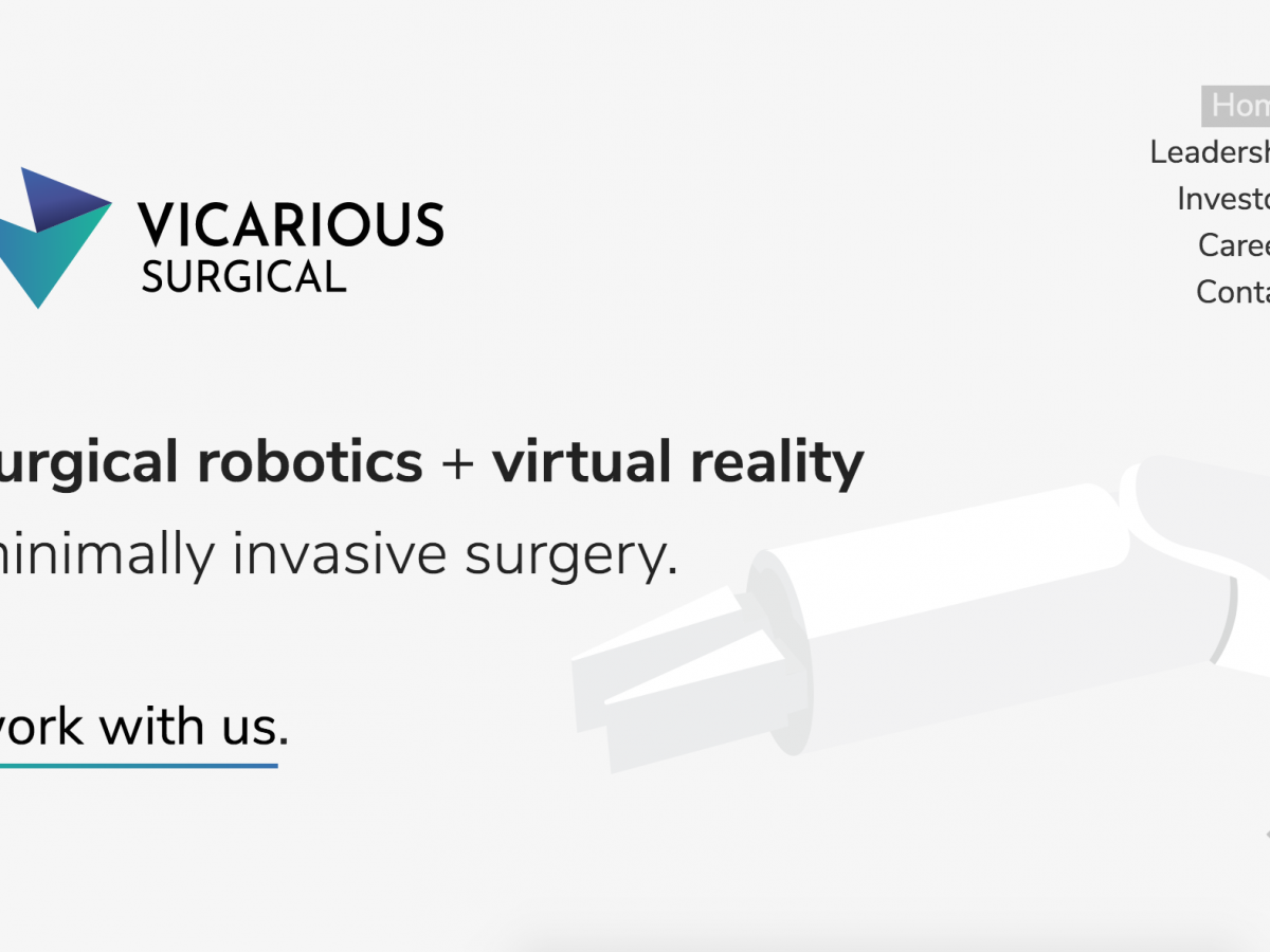 vicarious surgical