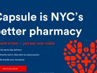 デジタル薬局プラットフォームのCapsule、2億ドル調達