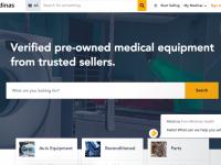 医療機関向けの中古医療機器マーケットプレイスMedinas、シードで500万ドル調達