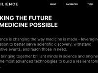 2020年創業の医薬品製造支援Resilience、8億ドルを調達。