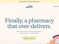 デジタル調剤薬局のAlto Pharmacy、ビジョンファンド等から2億500万ドル調達