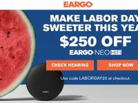 スマート補聴器のD2CメーカーEargo、7100万ドル調達