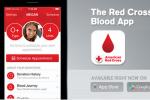 米赤十字、献血提供者向けのアプリをローンチ