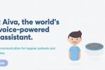 スマートスピーカーを高齢者医療で活用するAiva Health、GoogleやAmazonらから資金調達
