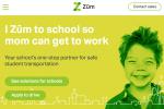 子ども向けライドシェアのZum、4000万ドル調達