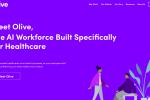 全米の医療機関に業務効率化AIとRPAを提供するOlive、5100万ドルを調達