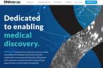 DNAシーケンスデータの管理分析SaaSのDNAnexus、1億ドル調達