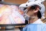 ソニー、内視鏡手術向けに3Dヘッドマウント・ディスプレイを開発